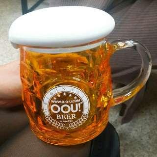 (現貨免運)造型啤酒 杯子 聖誕交換禮物 情人對杯