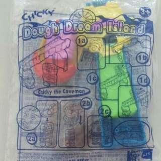 Brand New Dough Dream Island Toy