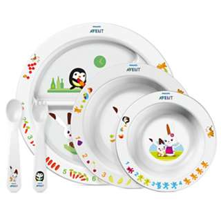 30% OFF! BNIB Philips Avent Toddler Feeding Set