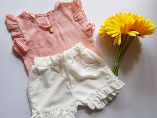 Girls Apparel Set