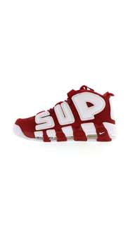 代訂 Supreme x Nike Air More Uptempo