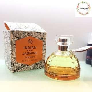 The body shop EDT indian night jasmine 50ml
