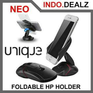 Neo mouse car handphone holder