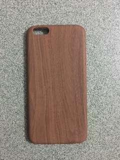 木紋手機保護殼(膠)