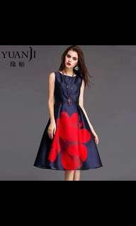 Floral Print Dress 👗