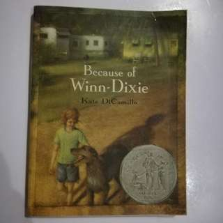 Because of Winn-Dixie Children's Book