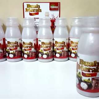 Buah Merah Mix Juice