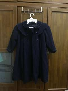 Marks & spencer girls coat