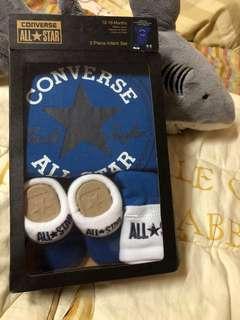 converse12-18組套裝