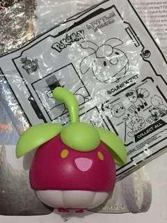 Pokemon Battle Squad Bounsweet x Jollibee toy