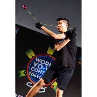 Professional Yo-Yo Performing Artiste