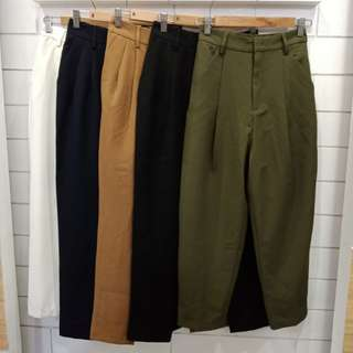 Ankle Corporate Pants