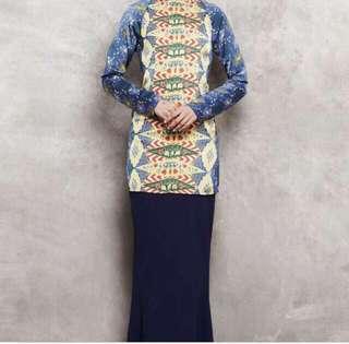 Melinda Looi baju kurung moden