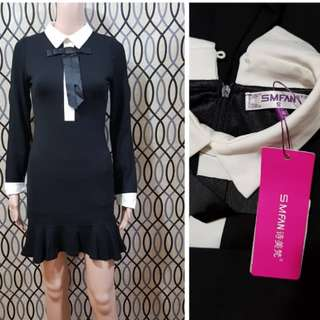 BNWT COLLARED DRESS