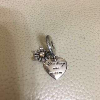 Pandora charm-snowflakes (Sale)
