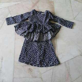 Peplum for 3 Year Old