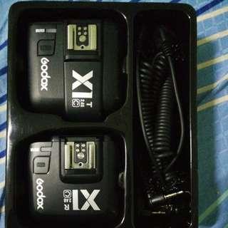 Godox X1C Wireless Flash Trigger