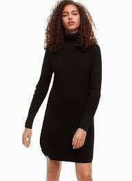 Aritzia sweater dress