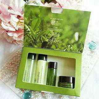 Innisfree greentea special kit