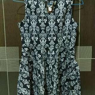 Mini dress pattern style