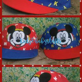 Mickey Mouse Kids Hat