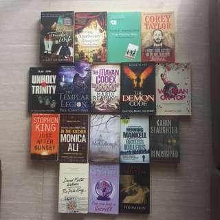 (26 Books) Book Sale #3