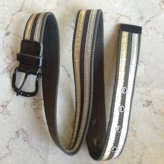 Folded and Hung Belt (Unisex)