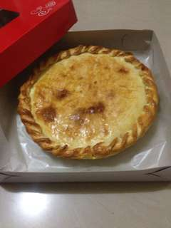 Special buko pie