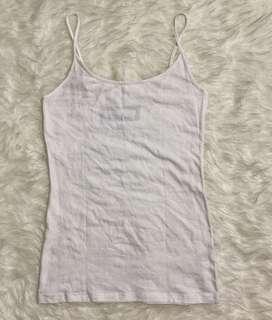 White Tank top cotton on
