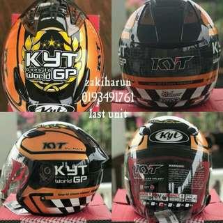 Helmet KYT Special Edition