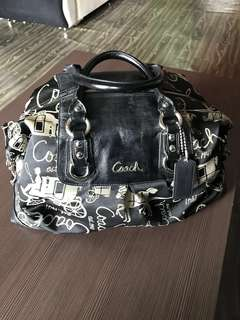 Authentic Rare Coach Handbag