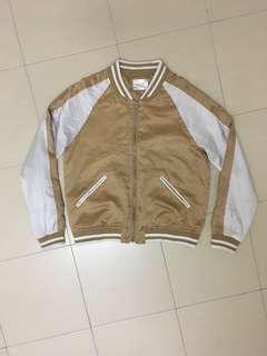 retro girl like sukajan Jacket