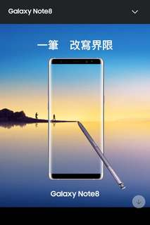 Samsung Galaxy Note 8 Black 256GB