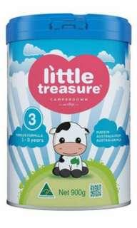 Little Treasure Milk Powder Stage 3 & up