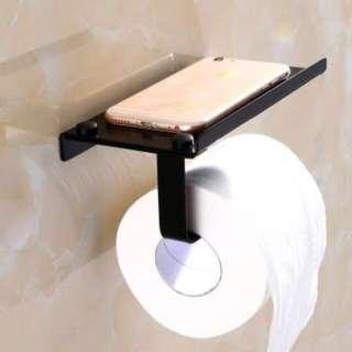 InStock - Bathroom Toilet Accessories (Black)
