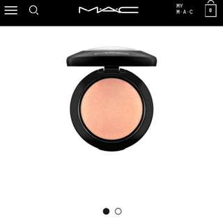 MAC Mineralize Blush - Shade: Warm Soul