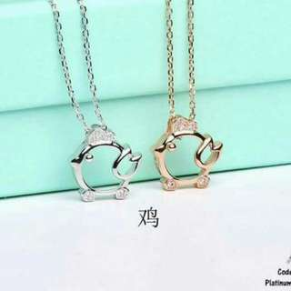 S925 Chinese Zodiac Necklace