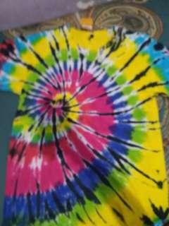 Kaos Tie Dyed Shirt