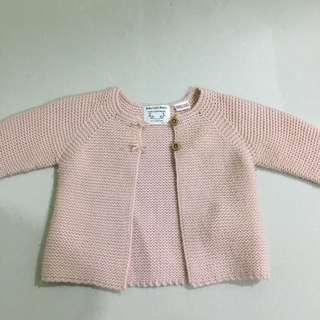 Baby ZARA Knit Cardigan
