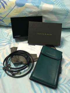 Dompet Charles&Keith ORI
