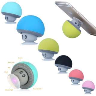 Mini Bluetooth Mushroom Portable Speaker Stereo! Free local postage!