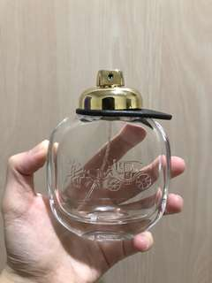 botol parfume coach 100ml