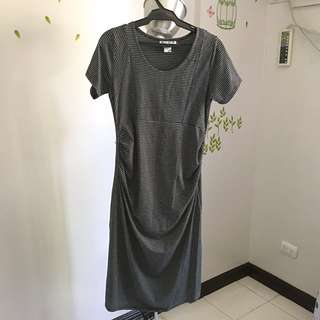 Nine months maternity dress