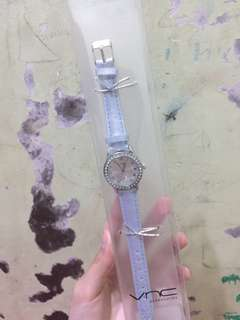 Blu leather watches vnc