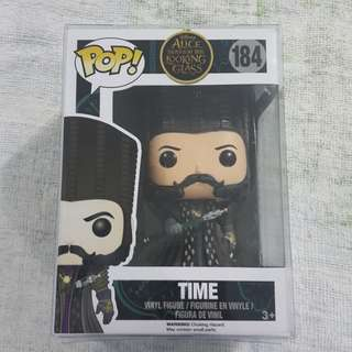 Legit Brand New With Box Funko Pop Disney Alice Through The Looking Glass Time Toy Figure