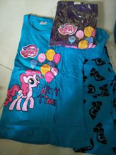 My Lil Pony Set