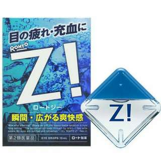 SALE❗Rohto Z Eye Drops from Japan