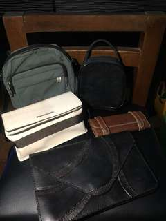 Bundle Pouch and Bag