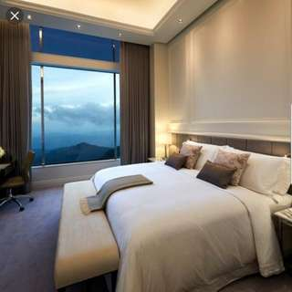 Genting Crockfords Hotel. 30/4