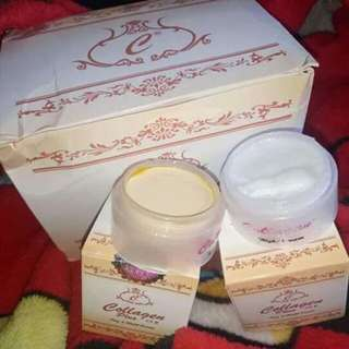 Cream collagen - cream pemutih wajah